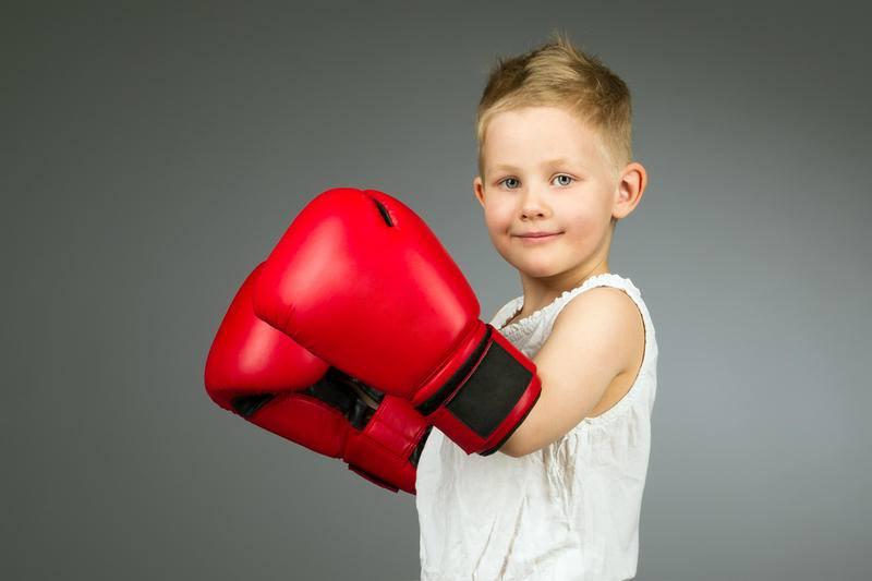 Бокс для мальчиков
