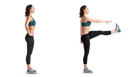 Dynamik Stretch