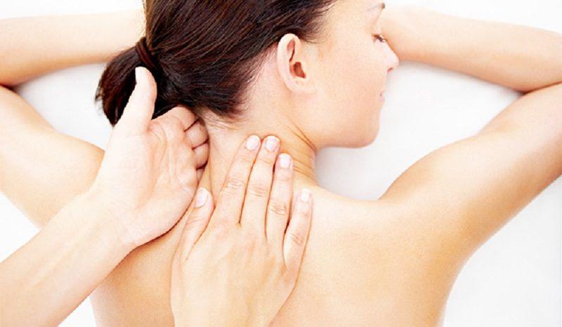 Массаж шеи – лечение и профилактика